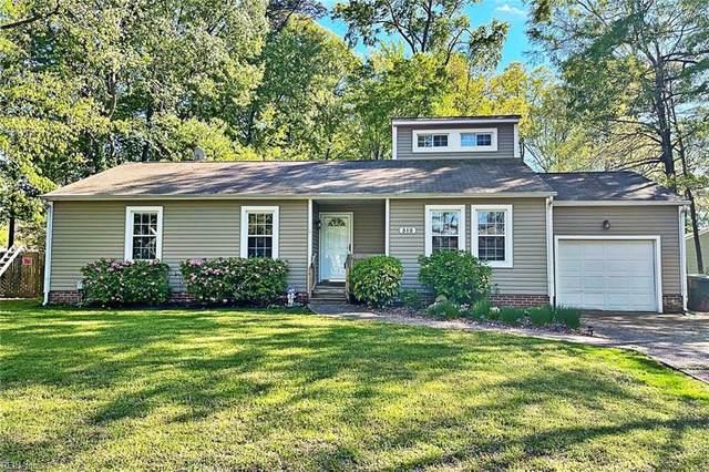 312 Hearthstone Way, Newport News, VA 23608 (#10372993) :: Team L'Hoste Real Estate
