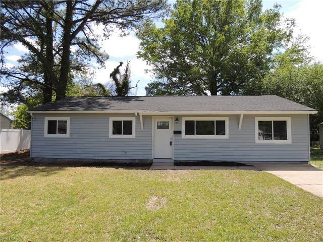 3541 Wayne St, Virginia Beach, VA 23452 (#10372999) :: RE/MAX Central Realty