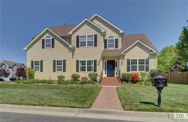 201 Black Oak Ct, Suffolk, VA 23435 (#10373017) :: The Kris Weaver Real Estate Team