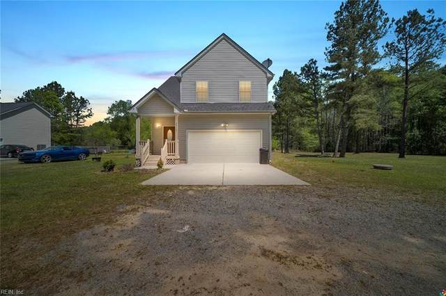 27147 Flaggy Run Rd, Southampton County, VA 23837 (#10373034) :: Kristie Weaver, REALTOR