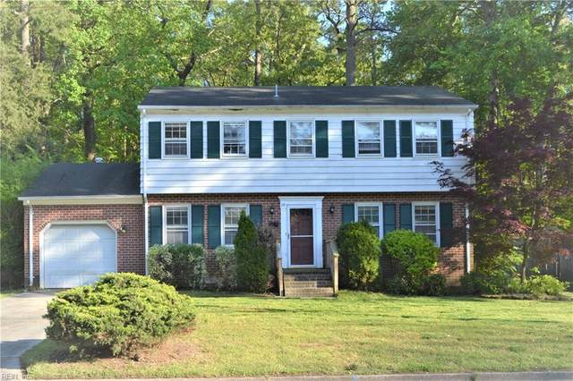 74 Sweetbriar Dr, Newport News, VA 23606 (#10373054) :: Berkshire Hathaway HomeServices Towne Realty