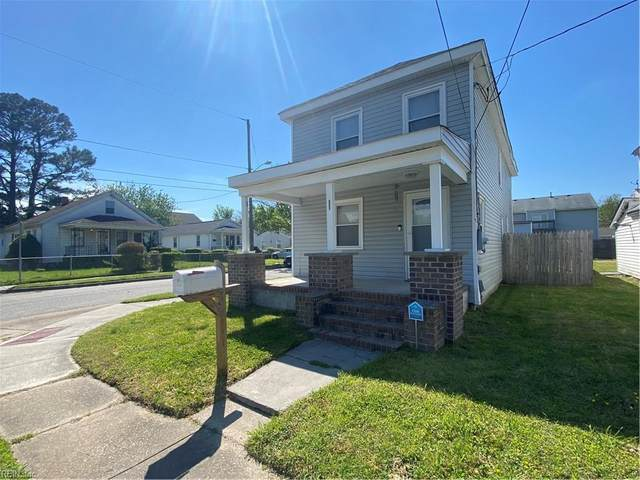 1223 Covel St, Norfolk, VA 23523 (#10373062) :: Berkshire Hathaway HomeServices Towne Realty