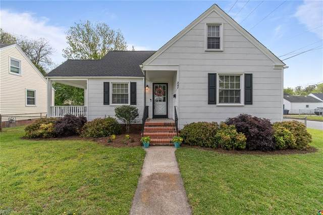 247 Plover Dr, Portsmouth, VA 23704 (#10373085) :: RE/MAX Central Realty