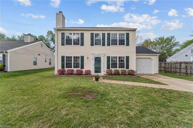 18 Sunbriar Way, Hampton, VA 23666 (#10373091) :: Atkinson Realty
