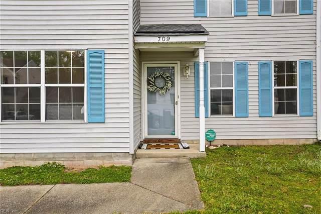 709 Emerald Ct, Newport News, VA 23608 (#10373106) :: RE/MAX Central Realty