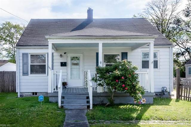 645 Surry St, Portsmouth, VA 23707 (#10373148) :: RE/MAX Central Realty