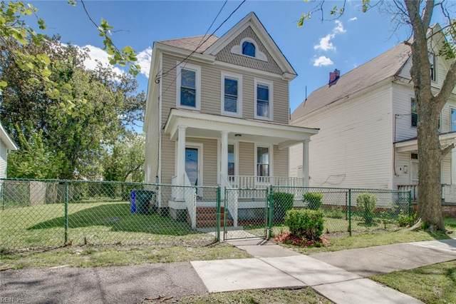 711 E 28th St, Norfolk, VA 23504 (#10373158) :: The Kris Weaver Real Estate Team