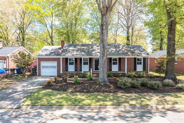 91 Henry Clay Rd, Newport News, VA 23601 (MLS #10373170) :: AtCoastal Realty