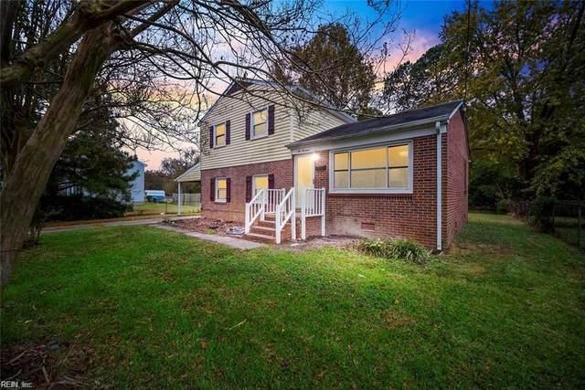 613 Gary Ln, Hampton, VA 23661 (#10373205) :: The Bell Tower Real Estate Team