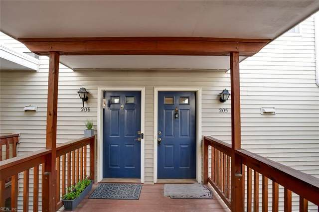 1301 Hampton Blvd #205, Norfolk, VA 23517 (#10373253) :: The Kris Weaver Real Estate Team