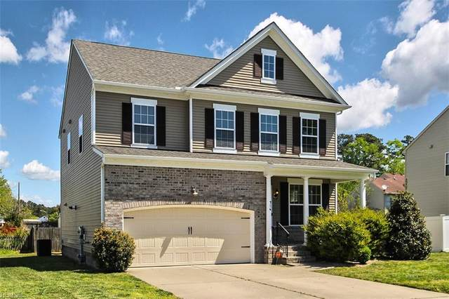 714 Daylily Ln, Newport News, VA 23608 (#10373259) :: Atlantic Sotheby's International Realty