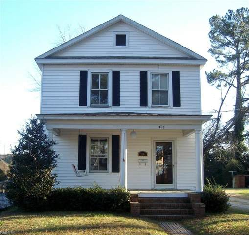105 Orchard Ave, Suffolk, VA 23434 (#10373262) :: RE/MAX Central Realty