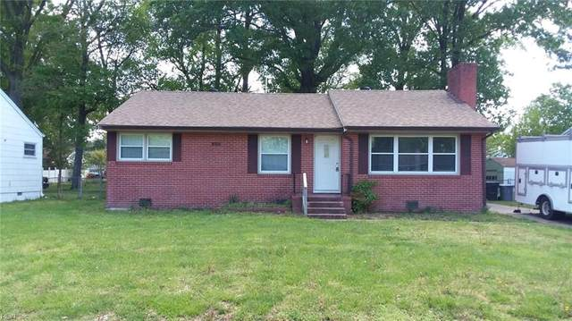 808 Big Bethel Rd, Hampton, VA 23666 (#10373281) :: RE/MAX Central Realty