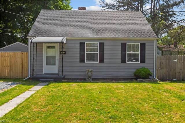 905 Martin Ave, Portsmouth, VA 23701 (#10373286) :: Berkshire Hathaway HomeServices Towne Realty