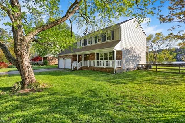 110 Brandywine Dr Dr, York County, VA 23692 (#10373317) :: The Kris Weaver Real Estate Team
