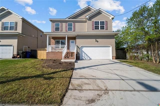 1235 Olney Rd East, Norfolk, VA 23504 (#10373345) :: RE/MAX Central Realty