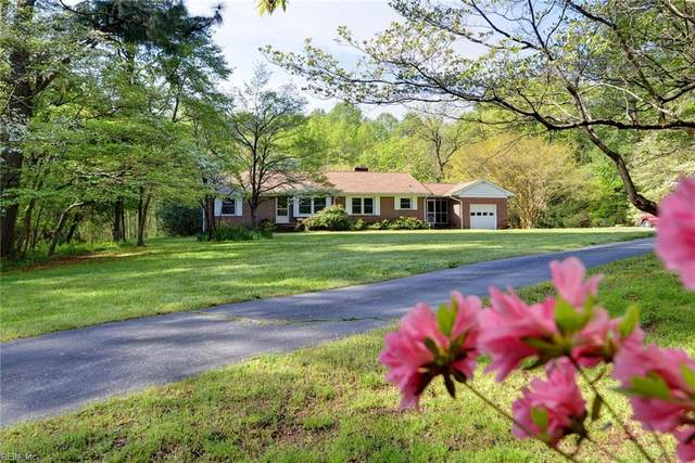 7675 Richmond Rd, James City County, VA 23188 (#10373356) :: Team L'Hoste Real Estate