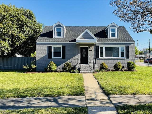 984 Wolcott Ave, Norfolk, VA 23513 (#10373363) :: Team L'Hoste Real Estate