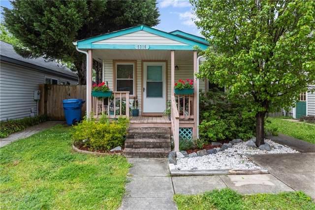 5316 Pandoria Ave, Virginia Beach, VA 23455 (#10373369) :: Team L'Hoste Real Estate
