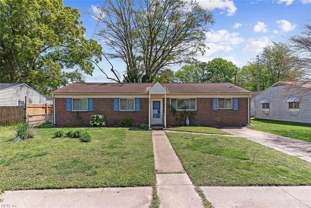 1404 Grimes Rd, Hampton, VA 23663 (#10373393) :: Rocket Real Estate
