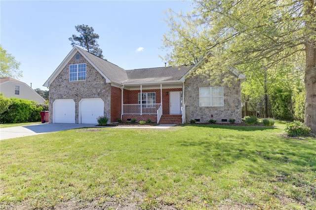 2701 Deerfield Cres, Chesapeake, VA 23321 (#10373428) :: RE/MAX Central Realty