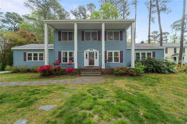 105 Ct Deayllon, Poquoson, VA 23662 (#10373432) :: RE/MAX Central Realty