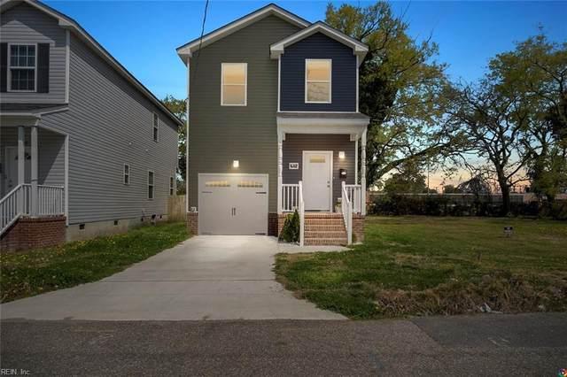 1002 Carolina St, Hampton, VA 23669 (MLS #10373434) :: AtCoastal Realty