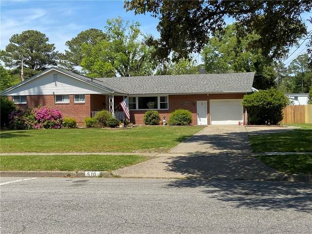 510 Thole St, Norfolk, VA 23505 (MLS #10373468) :: AtCoastal Realty