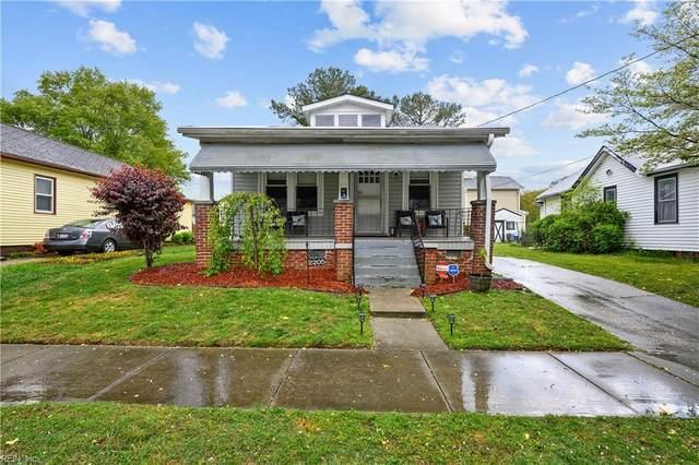 2205 Saint Denis Ave, Norfolk, VA 23509 (#10373482) :: Team L'Hoste Real Estate