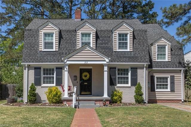 202 Regent Rd, Norfolk, VA 23505 (#10373502) :: Atlantic Sotheby's International Realty