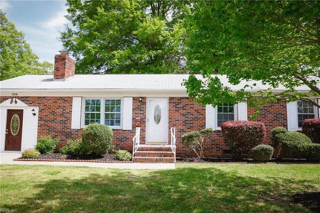 926 Moyer Rd, Newport News, VA 23608 (#10373509) :: RE/MAX Central Realty