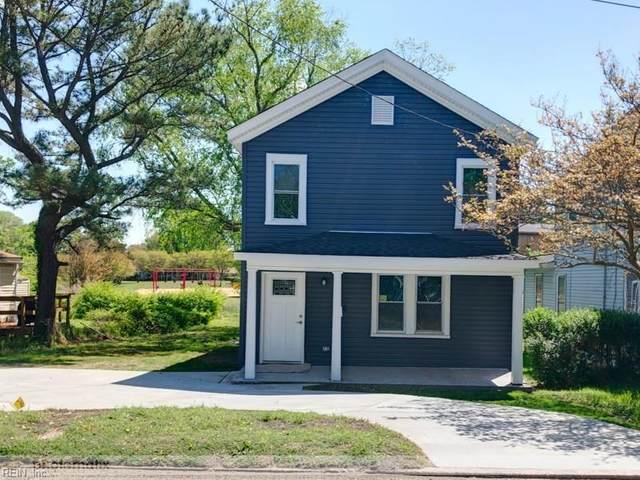 3613 Bainbridge Blvd, Chesapeake, VA 23324 (#10373521) :: The Bell Tower Real Estate Team