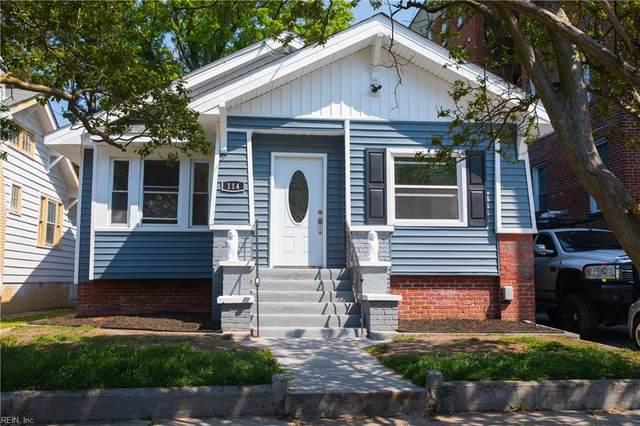 114 W 39th St, Norfolk, VA 23504 (MLS #10373523) :: AtCoastal Realty