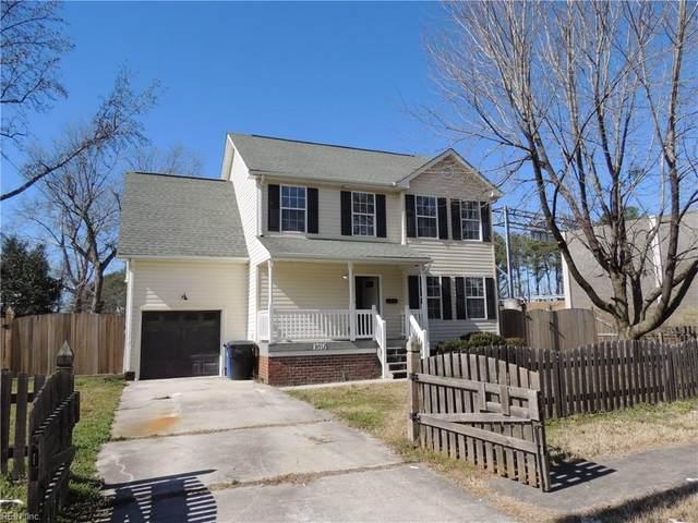 1316 Richmond Ave, Portsmouth, VA 23704 (MLS #10373529) :: AtCoastal Realty