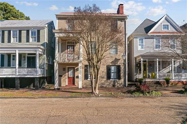 363 Washington St C, Portsmouth, VA 23704 (#10373531) :: RE/MAX Central Realty