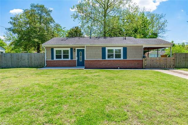 4733 Quinwood Ln, Virginia Beach, VA 23455 (#10373547) :: Team L'Hoste Real Estate