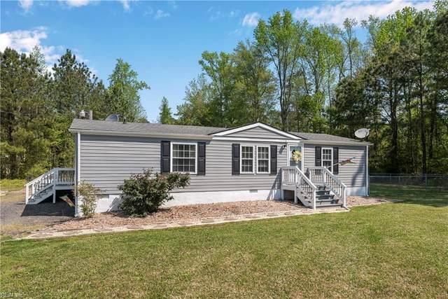 35235 Burdette Rd, Southampton County, VA 23851 (#10373592) :: Atlantic Sotheby's International Realty
