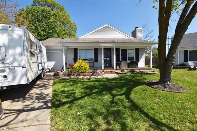 1501 Hubbell Ct, Virginia Beach, VA 23454 (#10373594) :: Team L'Hoste Real Estate
