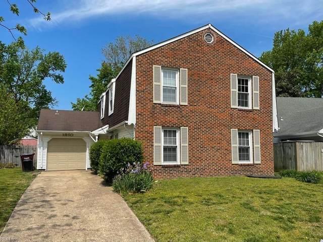 1910 Kelly Rn, Chesapeake, VA 23320 (#10373602) :: Team L'Hoste Real Estate