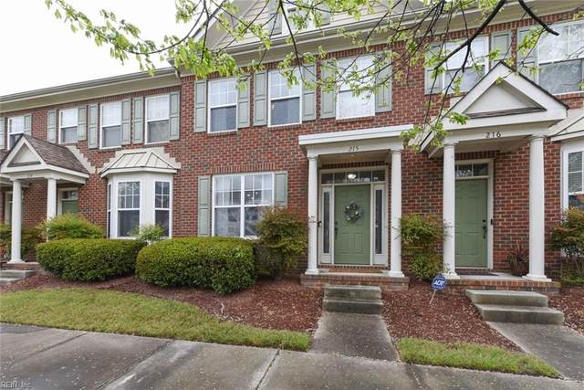 7610 Restmere Rd #215, Norfolk, VA 23505 (#10373606) :: RE/MAX Central Realty