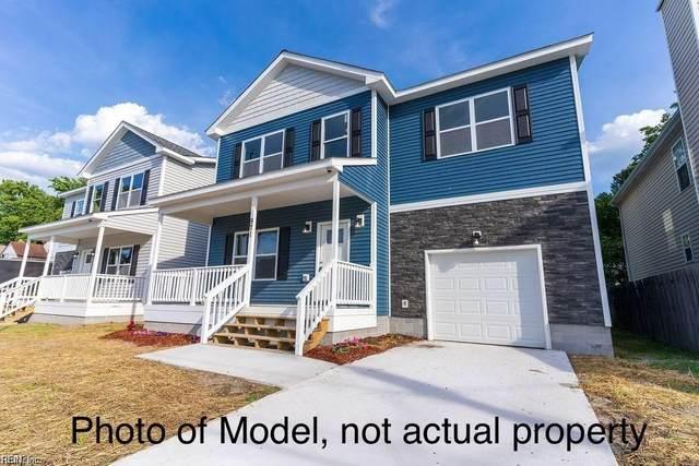 862 W 38th St, Norfolk, VA 23508 (#10373613) :: Team L'Hoste Real Estate