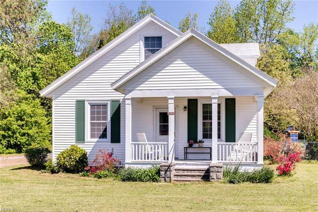3355 Buckley Hall Rd, Mathews County, VA 23035 (#10373620) :: Berkshire Hathaway HomeServices Towne Realty