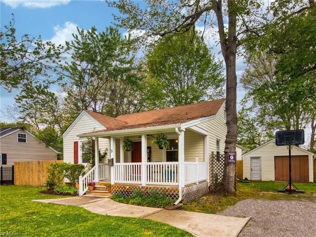 9 Maury Ave, Newport News, VA 23601 (#10373623) :: Crescas Real Estate