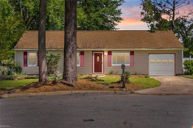 6 Red Barn Ct, Portsmouth, VA 23703 (#10373626) :: RE/MAX Central Realty