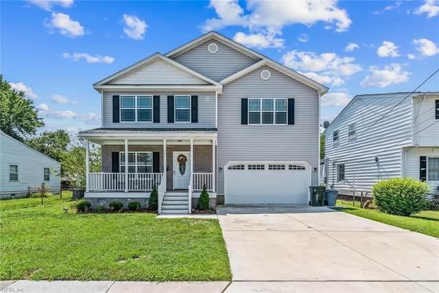 341 Wilton Ave, Hampton, VA 23663 (MLS #10373632) :: AtCoastal Realty