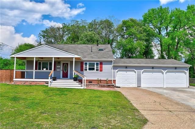 712 Jericho Rd, Virginia Beach, VA 23455 (#10373650) :: Team L'Hoste Real Estate