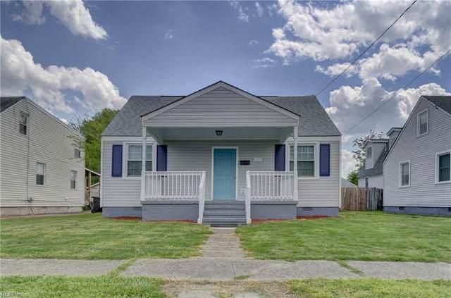 3605 Kingman Ave, Portsmouth, VA 23707 (#10373665) :: Team L'Hoste Real Estate