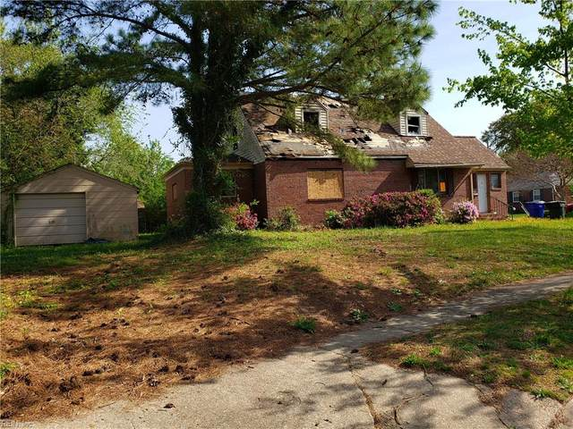 560 Roland Dr Dr, Norfolk, VA 23509 (#10373681) :: RE/MAX Central Realty