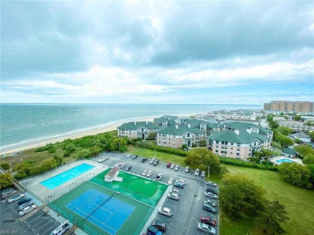 3288 Page Ave #1401, Virginia Beach, VA 23451 (#10373682) :: Atlantic Sotheby's International Realty