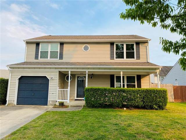 2133 Rock Lake Loop, Virginia Beach, VA 23456 (#10373685) :: Team L'Hoste Real Estate